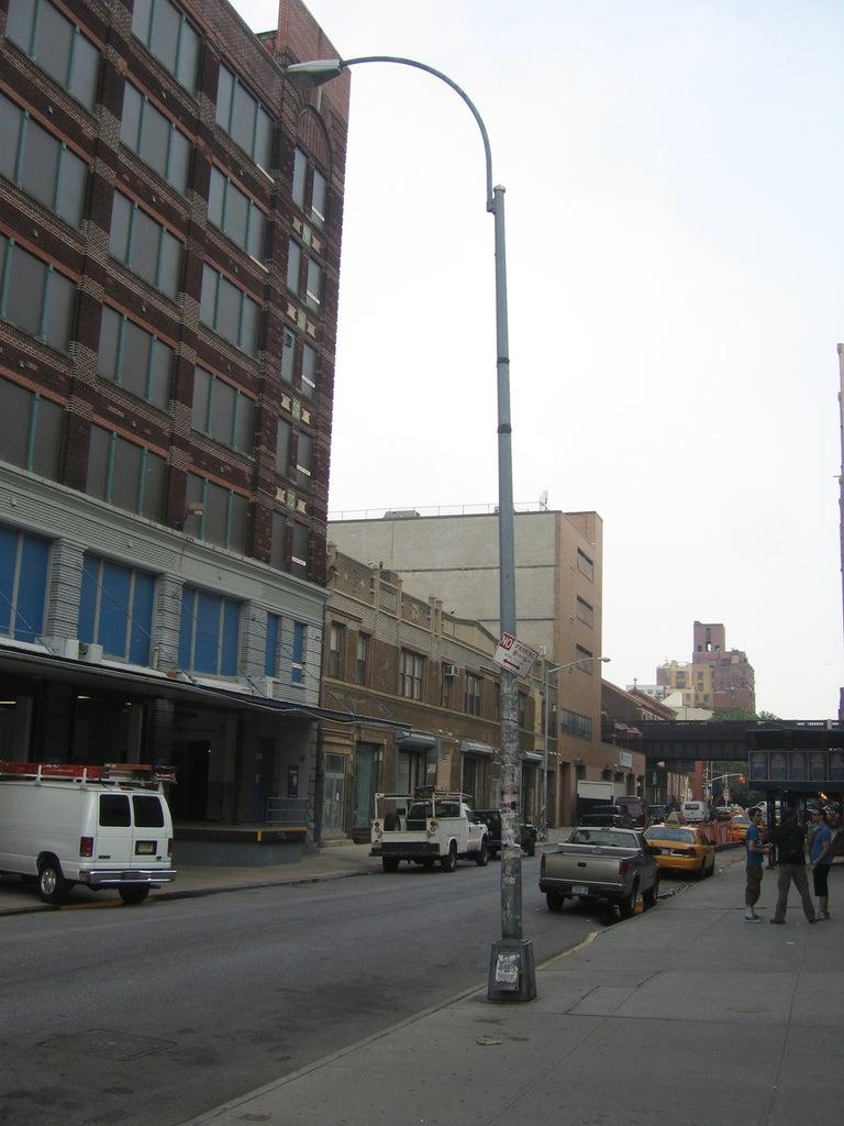 ALT. SET UP: CITY POWERED