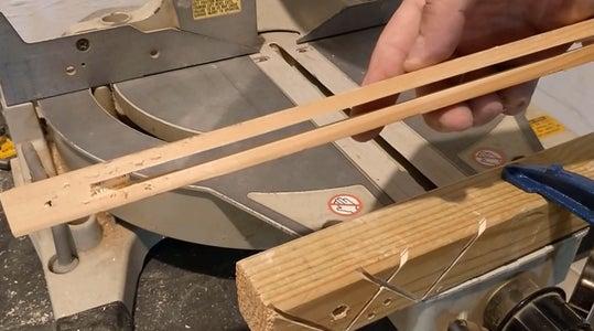 "Woodworking - ""Trolley"" (Horizontal Motion) Mechanism 1"