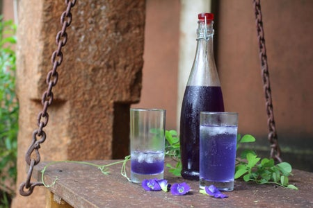 The Blue Syrup