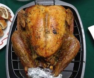 Nutty Roast Turkey