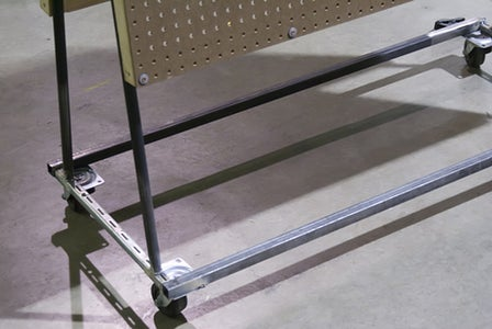 Weld the Two Trusses Together