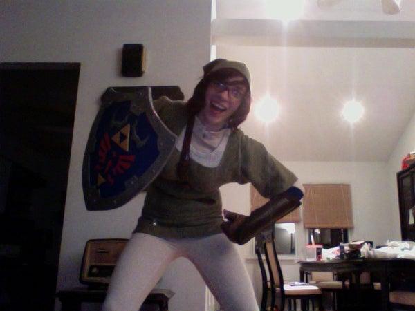 Make a Link Costume!