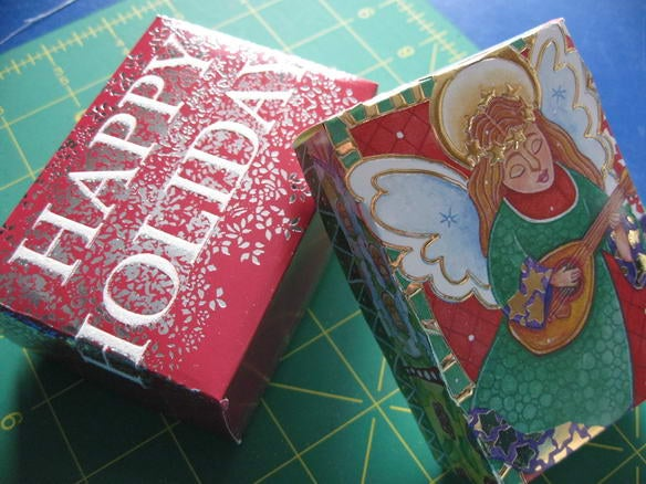 Boxes From Cards