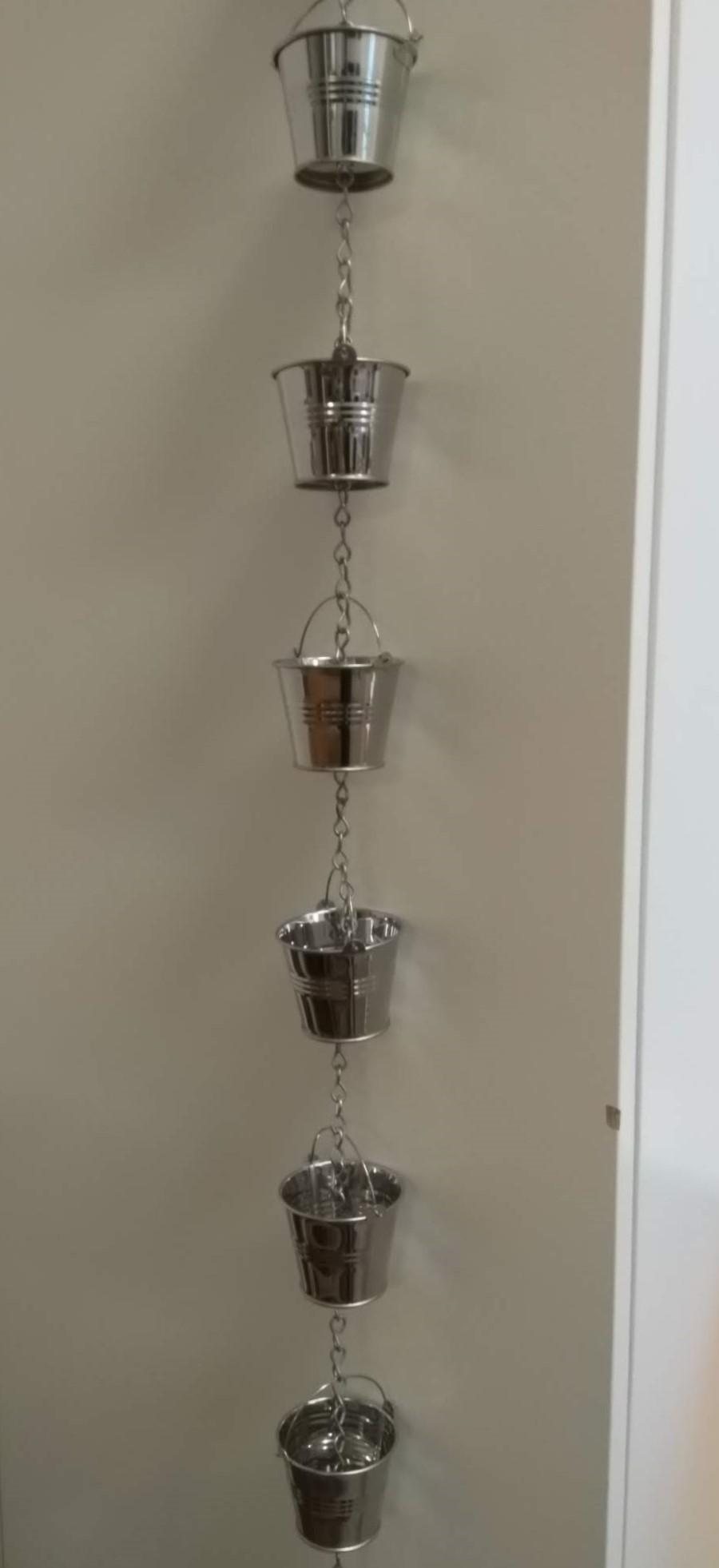 Hanging the Buckets on the Chain