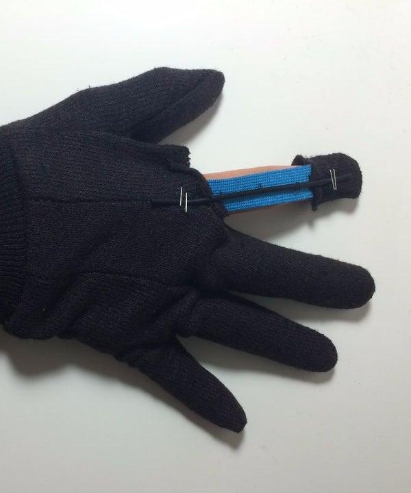 Improved Rubber Stretch Sensor