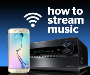 How to Play or Stream Music on Hi-Fi