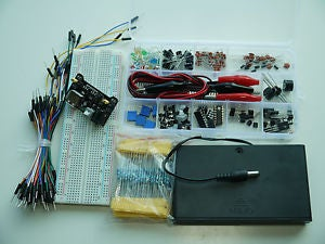 Portable Electronic Component Box
