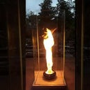 Firenado Lamp