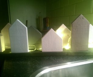 Small Decorative Houses