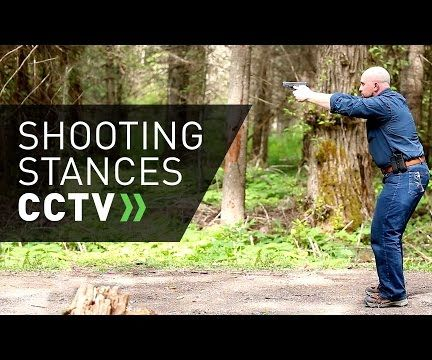 Basic Shooting Stances for Self Defense and Concealed Carry