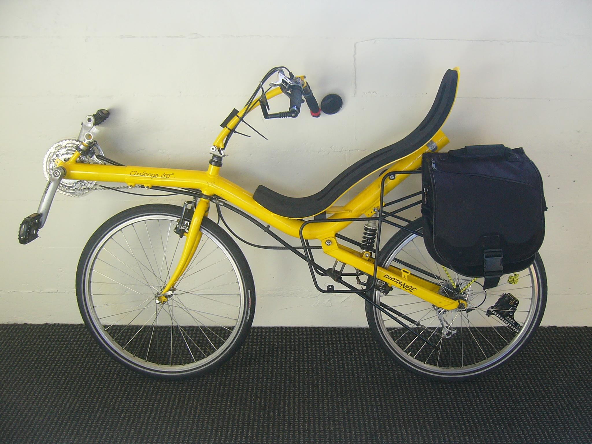 How to make DIY Bike Panniers