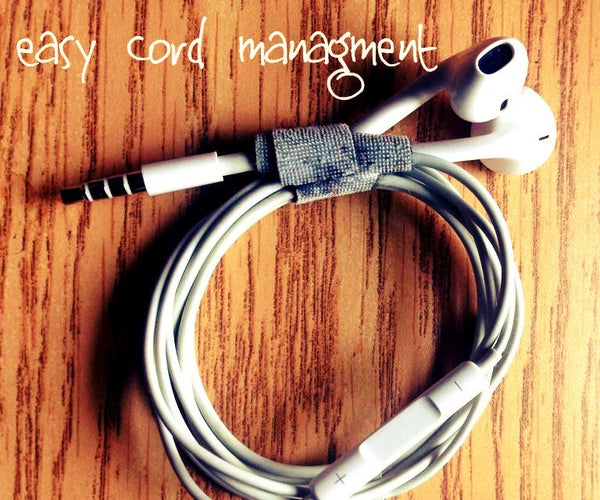 Tangle-free Cords