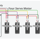 How to Connect Multiple Servo Motor With Microcontroller