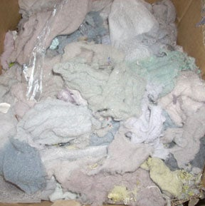 How to Make Paper Out of Lint