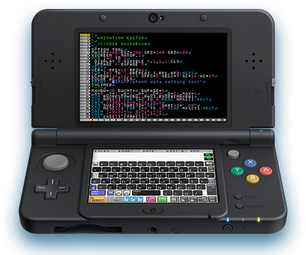 Making Your First Game on a 3DS With SmileBASIC