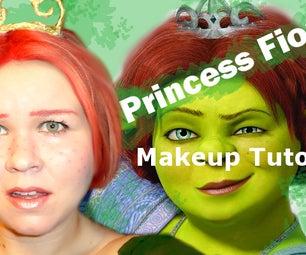 Princess Fiona - Shrek Tutorial