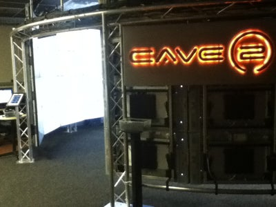 CAVE2™: Hybrid Reality Open House