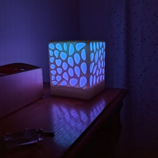 Printable LED Lamp