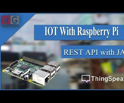 Call REST API Using JAVA on Raspberry Pi