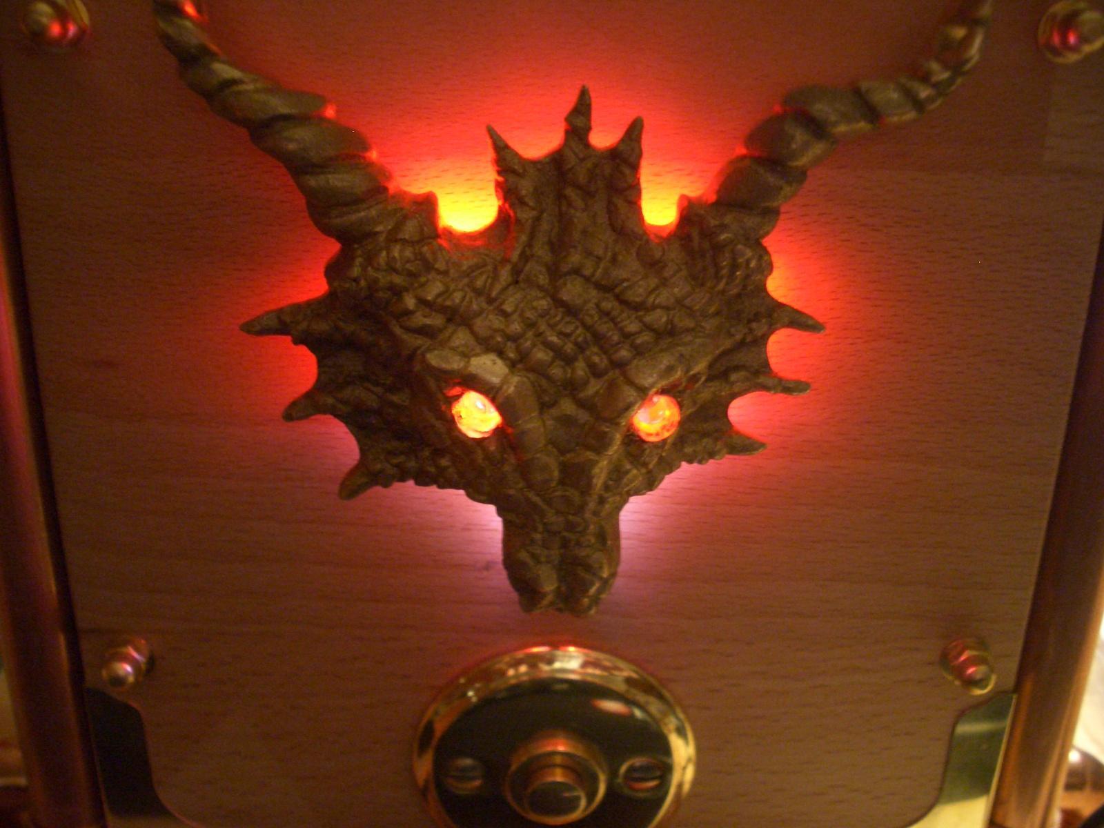 The Dragon, a desktop computer