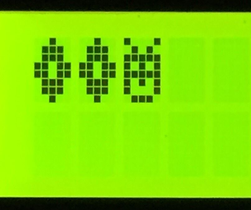 16*2 LCD Tester - Snake (My 1st Arduino Project)