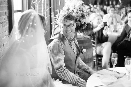 Bridal Veil With Decorative Lights!