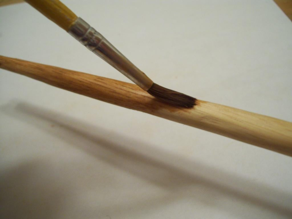 Wooden Wand 9 12