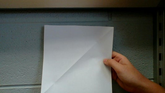 Get a Piece of Square Paper.
