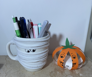 2 Simple Decorations for Halloween