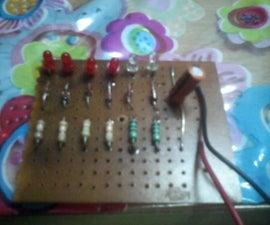 LED电压表