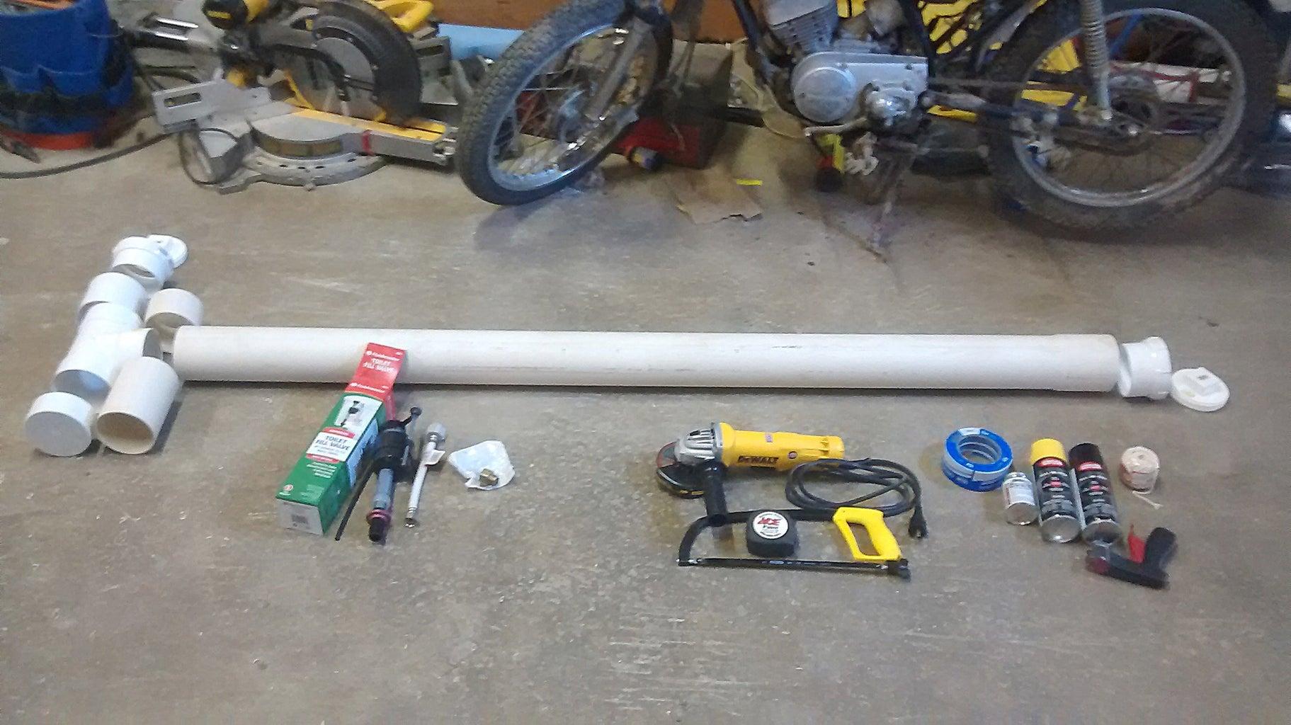 Tools+materials