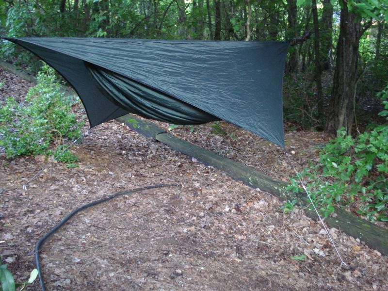 Simple Line Tensioners for Camping and Backpacking