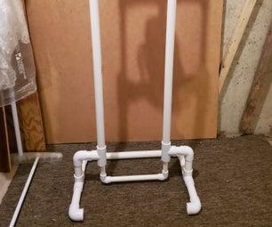 无触摸PVC脚泵洗手液分配器
