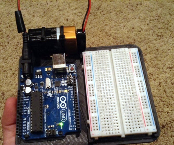 All in One Prototyping Plate for Arduino Uno