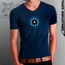 -- IRON MAN shared his Arc Reactor --