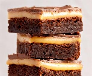 How to Make CRAZY Indulgent Millionaire Brownie Bars