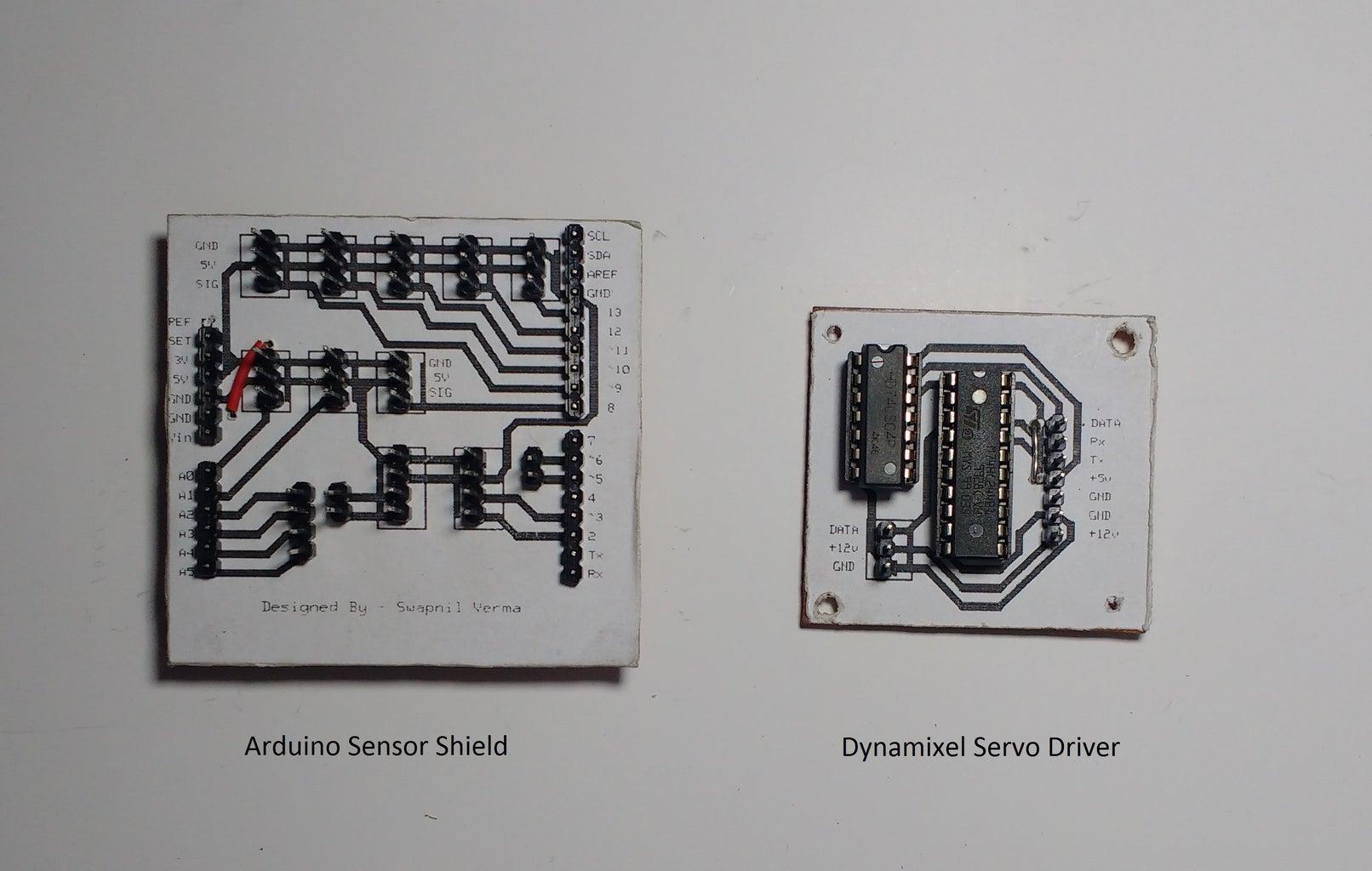 Custom PCBs