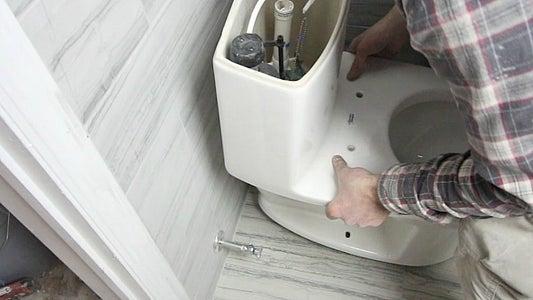 Set the Toilet