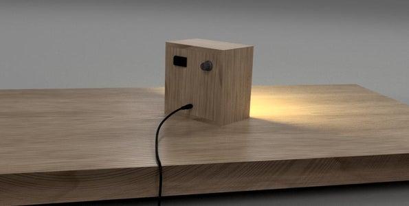 Sunrise Simulator Lamp