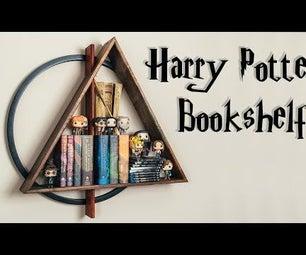 Harry Potter Floating Shelf