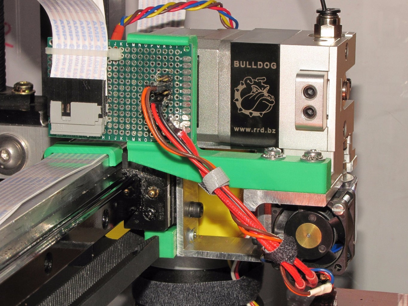 Extruder Carriage