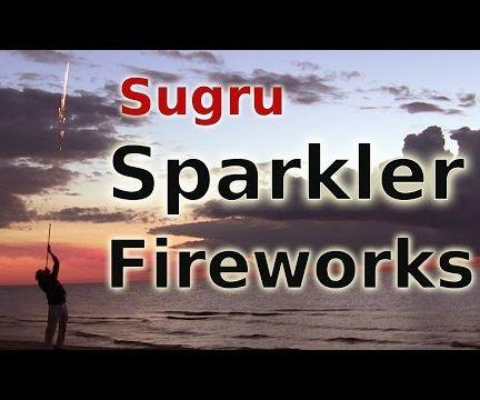 Poor Man's Fireworks | Sugru