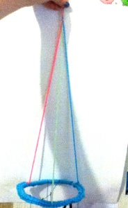 Tying the Yarn