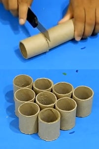 Let's Cut the Cardboard Pipe!