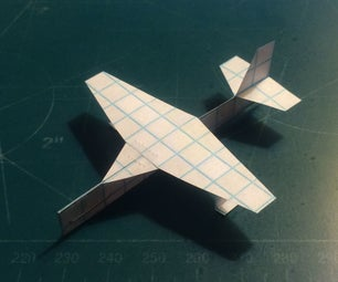How to Make the Cirrus Paper Airplane