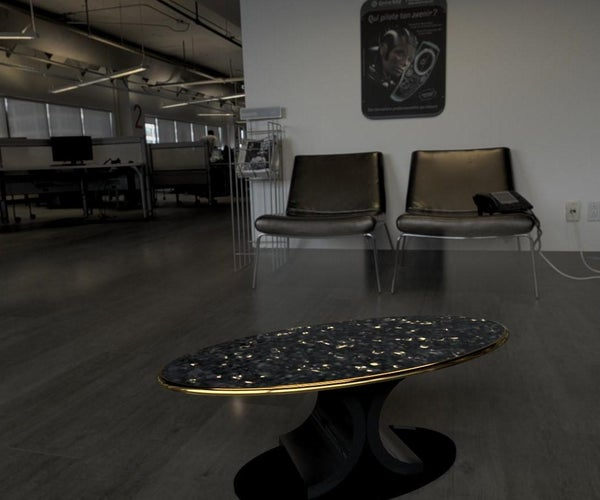 Super Easy and Stylish Coffee Table Designs Fusion 360