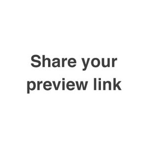 Share Your Preview Link