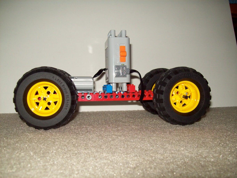 Custom Lego Technic Vehicle