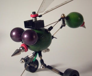 Build a Wasp-Drone Centerpiece
