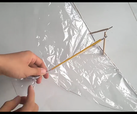Make a Ornithopter at Home Easy.
